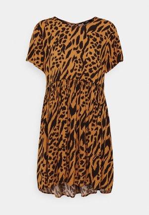 IGGY DRESS - Vestido informal - brown