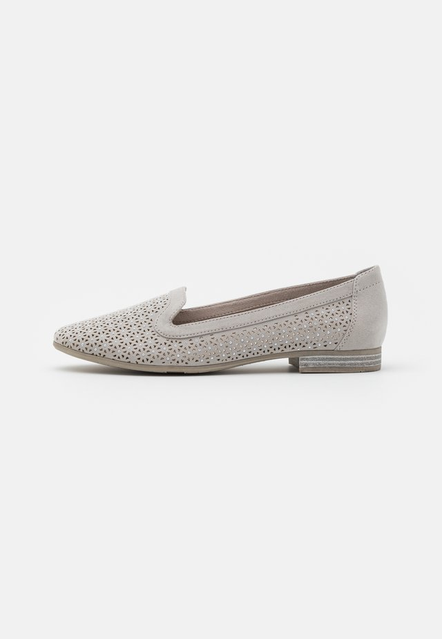 WOMS  - Ballerina's - light grey