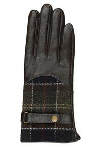 Barbour - DEE - Gloves - dk brown - 1