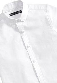 Next - SHORT SLEEVE - Camisa - white - 2