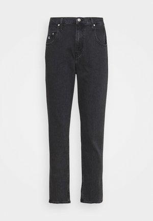MOM - Jeans Tapered Fit - denim black