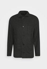 Filippa K - LOUIS JACKET - Lehká bunda - dark grey - 5