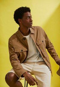 Esprit - SAFARI - Summer jacket - camel - 7