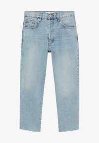 Mango - HAVANA - Straight leg jeans - lichtblauw - 5