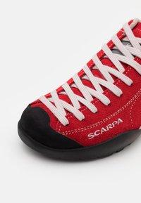 Scarpa - MOJITO - Hiking shoes - tomato - 5