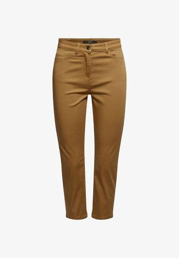 Trousers - bark