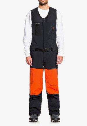 HIGHLINE  - Snow pants - true black