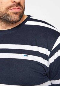 BadRhino - Print T-shirt - navy - 3