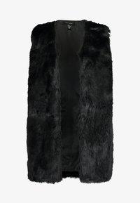 New Look - ASHANTI GILET - Vesta - black - 3