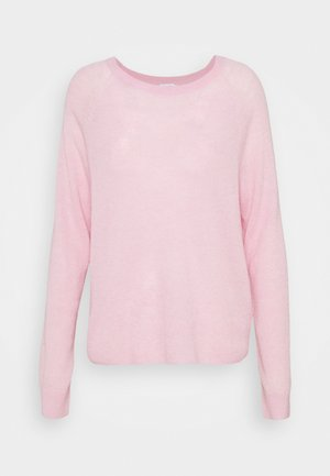 PETRA - Strickpullover - pink candy