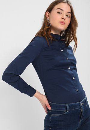 ORIGINAL - Button-down blouse - dress blues