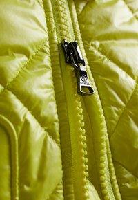 Bogner - BELLA - Krótki płaszcz - lemon - 5