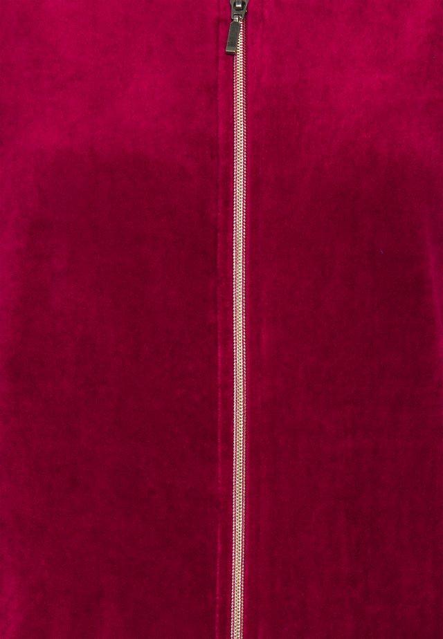 Piżama - cranberry