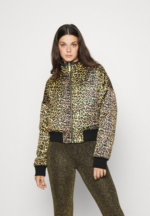 VARSITY REVERSIBLE - Light jacket - black