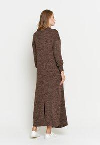 Madam-T - FEMIDA - Maxi dress - braun - 2