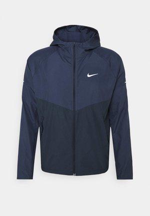 MILER  - Sports jacket - thunder blue/dark obsidian/silver