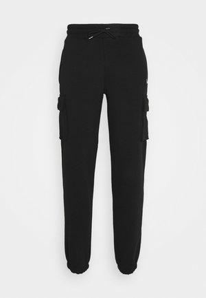 OUTDOOR UTILITY CARGO JOGGER - Club wear - black