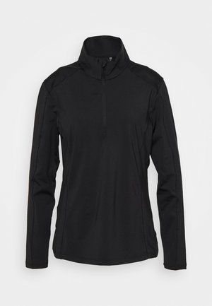 WOMAN  - Fleece jumper - nero