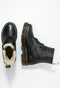 Dr. Martens - 1460 SERENA - Lace-up ankle boots - black - 2