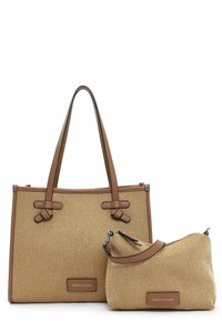 Emily & Noah - Handbag - cognac - 5