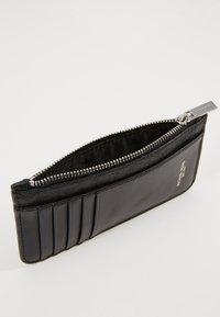 Michael Kors - LONG ZIP WALLET - Wallet - black - 5