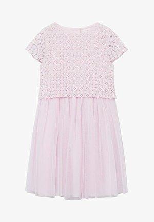 MAZZIA A - Day dress - pastelroze