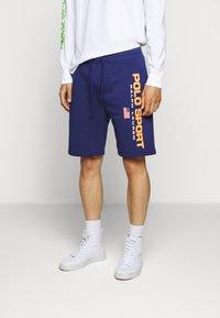 Polo Ralph Lauren - Pantalon de survêtement - fall royal - 0