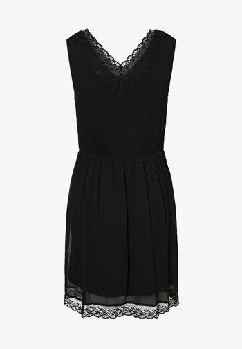 VMPERNILLA SHORT DRESS - Day dress - black