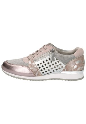Sneakers laag - soft pink comb