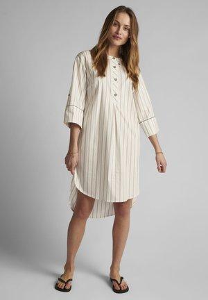 Skjortekjole - bright white