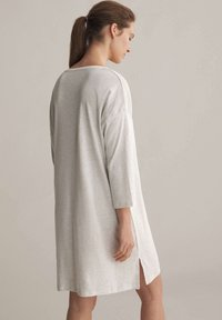 OYSHO - Nightie - light grey - 2