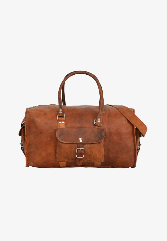 Weekendbag - brown