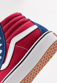 Vans - High-top trainers - true blue/chili pepper - 6