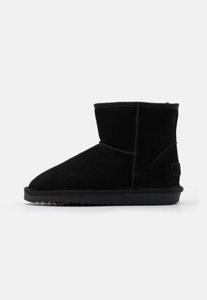 LUNA MID BOOTIE - Classic ankle boots - black