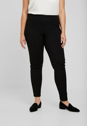 EXCLUSIVE ERICCI PANTS - Leggings - black