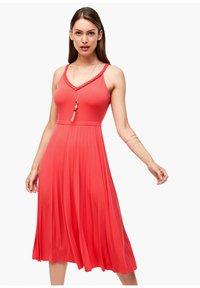 s.Oliver BLACK LABEL - Maxi dress - popsicle pink - 3