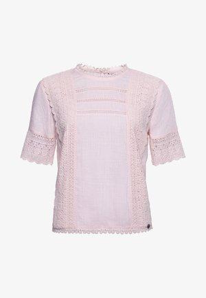 Bluzka - shell pink
