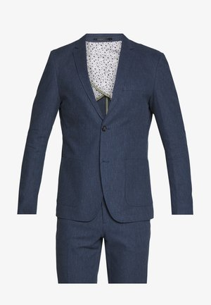 Suit - dark blue mix