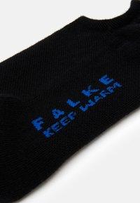 FALKE - FALKE Keep Warm Füßlinge  - Socks - black - 1