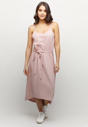 Jerseyklänning - blush