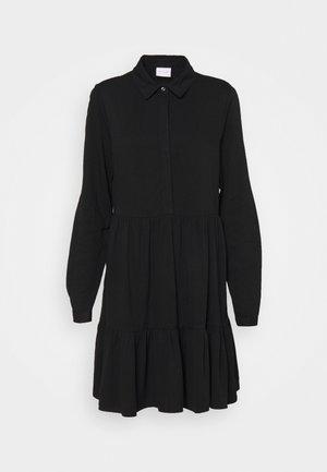 VIMOROSE SHIRT DRESS - Jurk - black