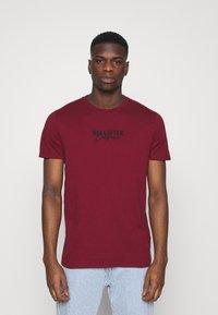Hollister Co. - 3 PACK - Print T-shirt - white - 3