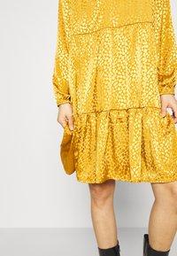 Saint Tropez - DENORA EDA DRESS - Day dress - bronze brown - 6