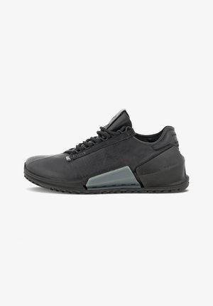 BIOM 2.0 W LOW LEA - Sneakers laag - black