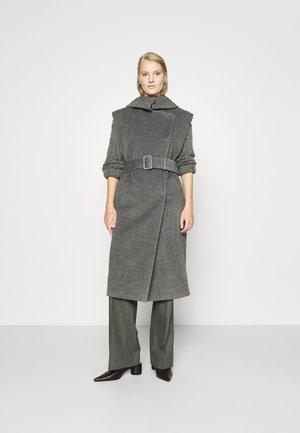 COAT - Cappotto classico - briai/grey