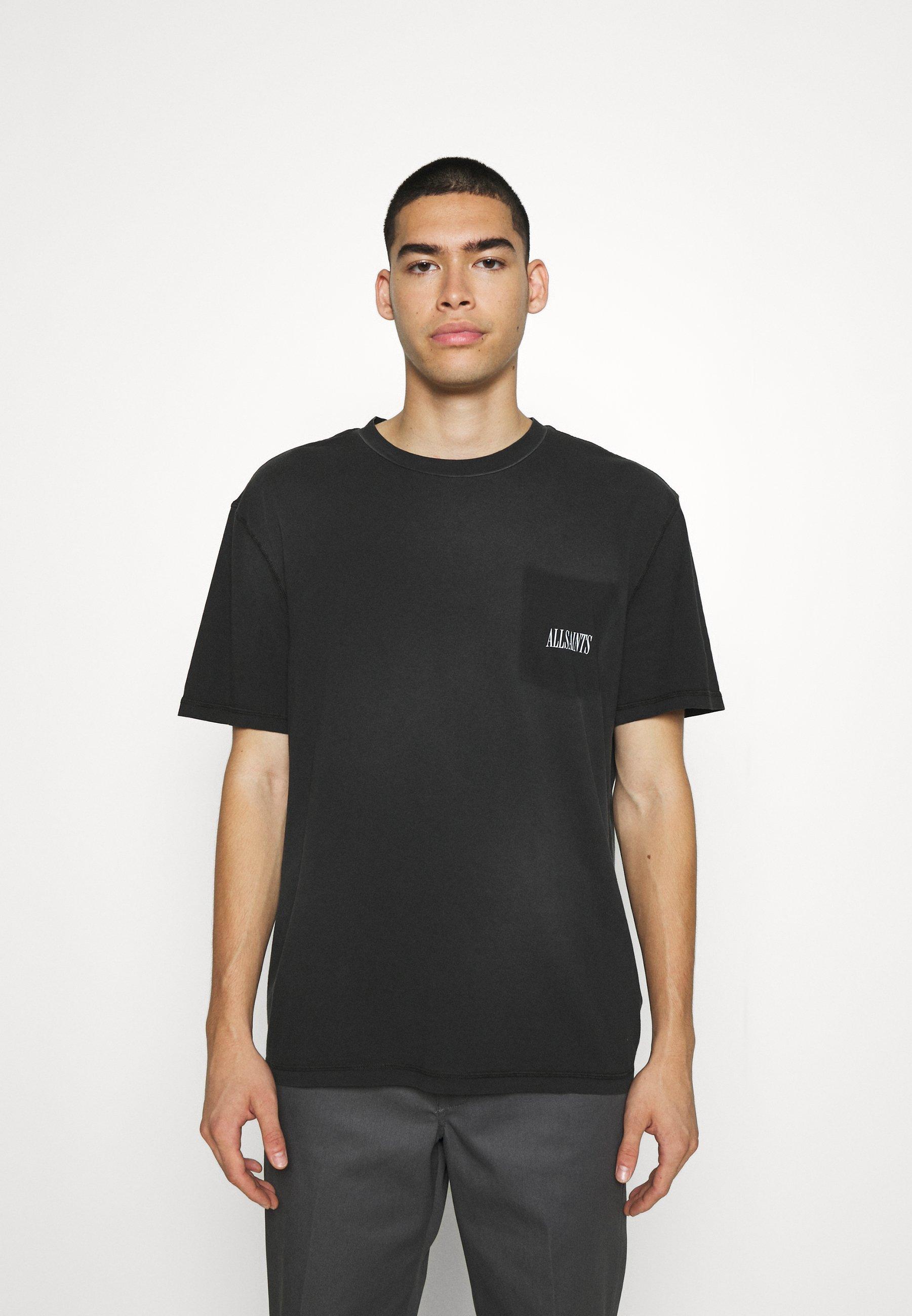 Uomo AYERS CREW - T-shirt basic