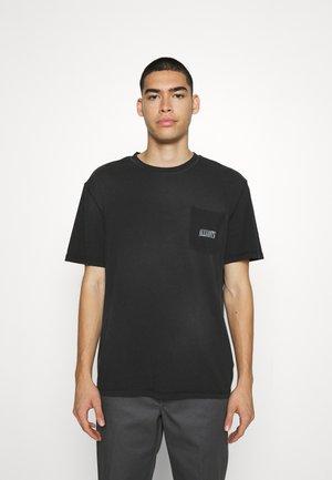 AYERS CREW - Basic T-shirt - black