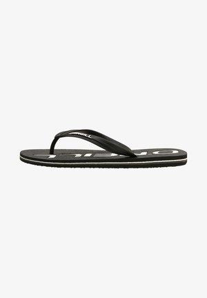 FOOTWEAR PROFILE  - Tongs - black out