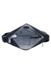 Kipling - ARTO - Across body bag - rich black - 4