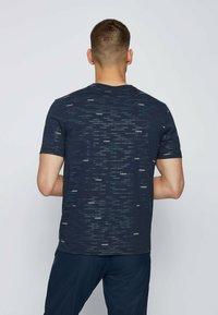 BOSS - TEE - Basic T-shirt - dark blue - 1